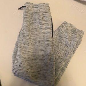 Arizona boys size 10/12 joggers with fuzzy inside! Warm and cozy for Fall